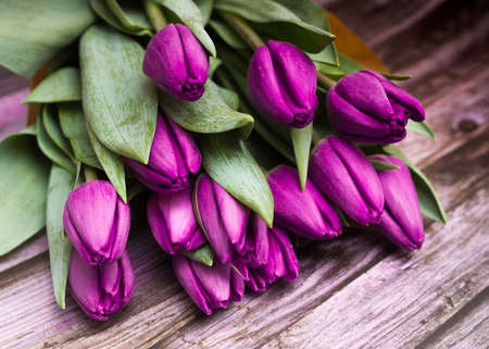 Amazing- wonderful vintage spring tulip bouquet: for birthday, wedding, spring holiday gifts. A beautiful spring desktop.