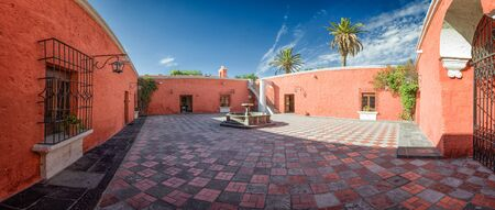 Founder's Mansion Arequipa Peru