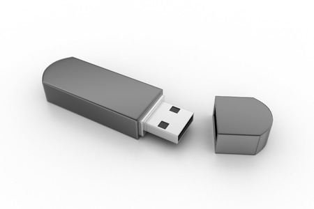 Usb flash memory photo