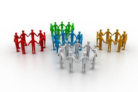 networking people: Establecimiento de una red