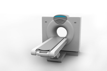 CT Scanner Tomography photo