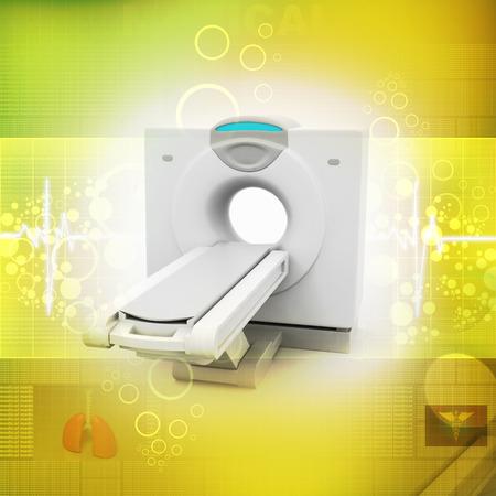 CT Scanner Tomography photo