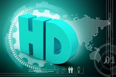 hd: HD text