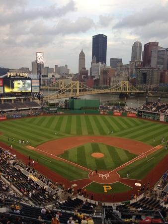 PNC Park. Pittsburgh Pennsylvania Stockfoto