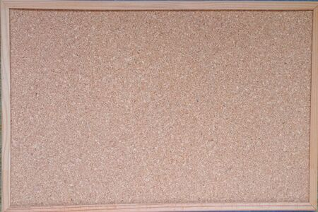 Cork board with copy space for text Reklamní fotografie