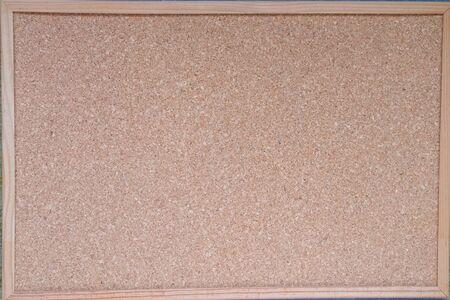 Panneau de liège avec espace de copie pour le texte Banque d'images