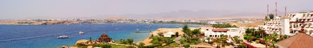 naama bay: Luxury hotel in Naama Bay, Sharm al-Sheikh, Egypt Stock Photo