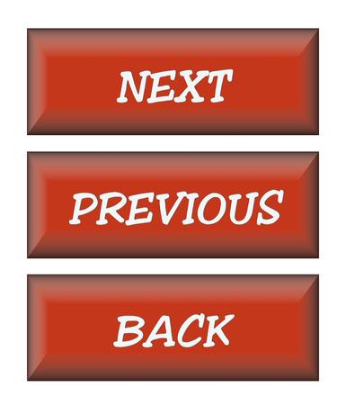 3d bitmap: web buttons