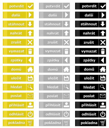 cz: web buttons cz