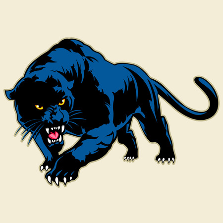 cougar: black panther