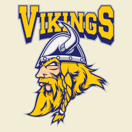 viking: viking warrior mascot