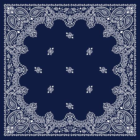 Blue Bandanna