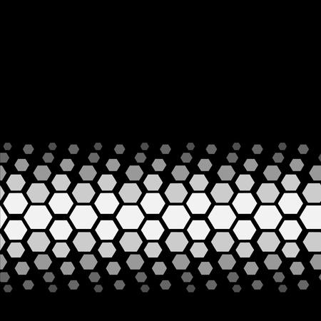 snake texture: Vector silver design