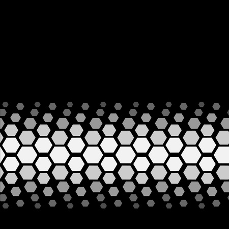 digital printing: Vector silver design