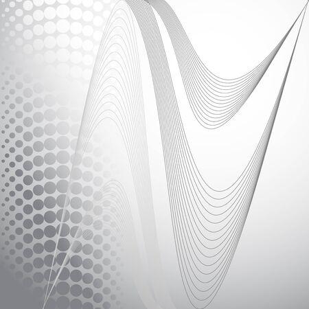 Vector grey background Vector