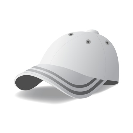 head wear: Vector cap Illustration