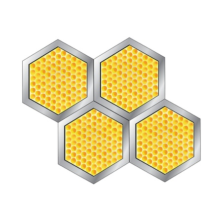 studious: Vector honeycomb