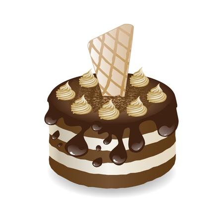 Vector dessert Stock Vector - 11446021