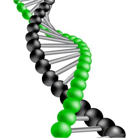 quimica verde: Vector de ADN Vectores