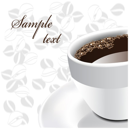 Vector coffee Stock Vector - 11445996