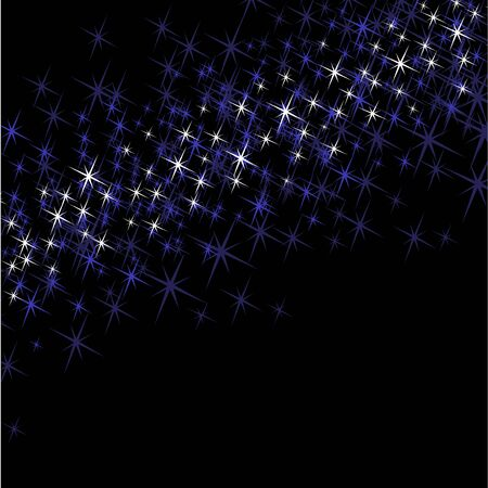 Vector star background Stock Vector - 11469786