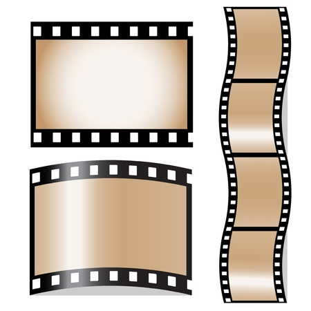 Vector film Stock Vector - 11469902