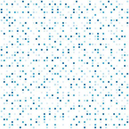 mosaic abstract: Vector seamless mosaic