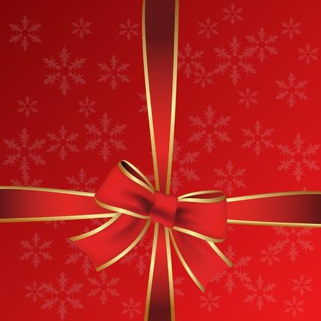 open present: Vector gift