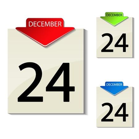 Vector calendar Stock Vector - 11512925
