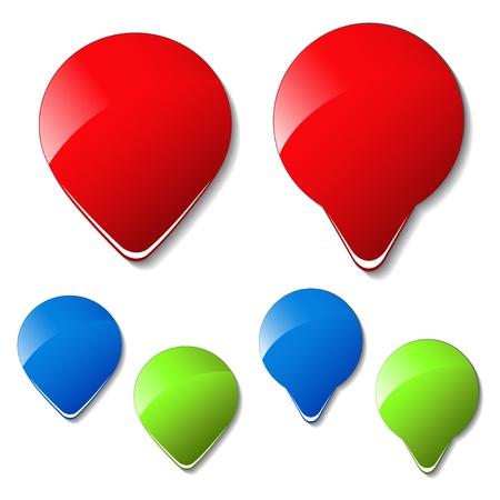 Vector arrow buttons Stock Vector - 11513454