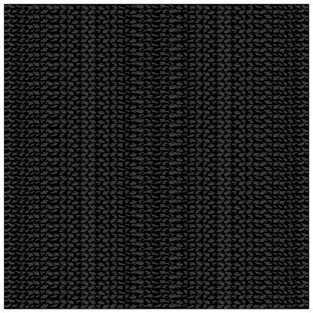 knitted background: Vector seamless pattern - textile background