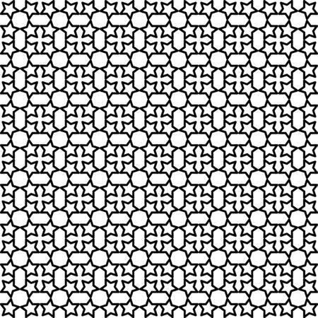 textil:  seamless black white background