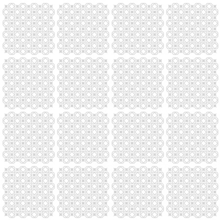 tiles texture: Vector seamless monochrome pattern. Modern geometric texture in grey color. Repeating stylish tiles of squares - illustration Illustration