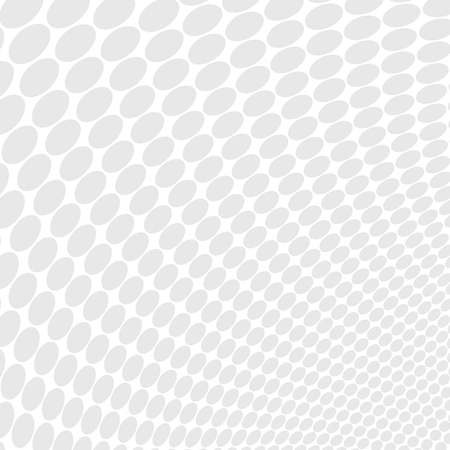 tiles texture: Vector dotted monochrome pattern. Modern geometric texture in grey color. Stylish tiles. Halftone effect - illustration