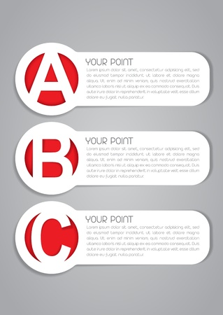 A B C Options Vector Labels Vector