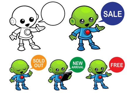 martians: Alien Character Promoting