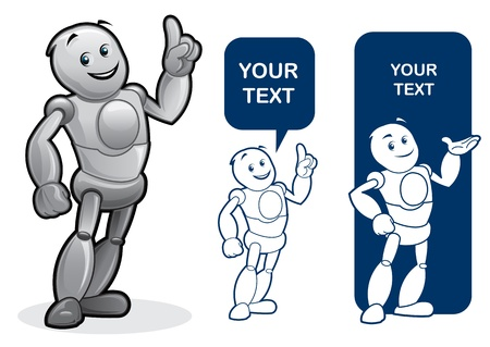 talking robot: La presentaci�n, Listado