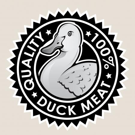 Eend Vlees Kwaliteit 100 Seal