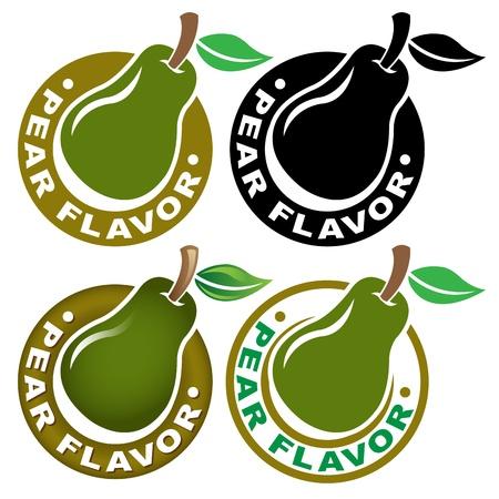 sirup: Apple Flavor Seal  Mark