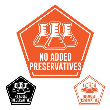 preservatives: No a�adido conservantes Icono