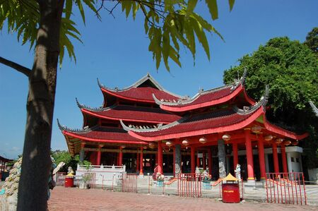 shrine: Sam Poo Kong shrine in Semarang, Central Java, Indonesia