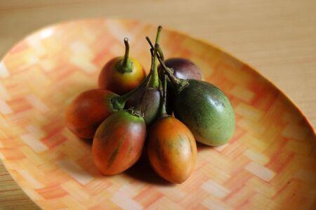 tomate de arbol: tamarillo  tomate de �rbol  betaceum de huevo