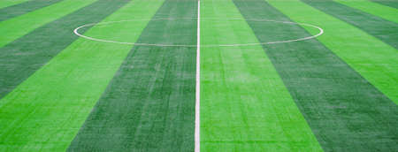 sports field: Soccer field