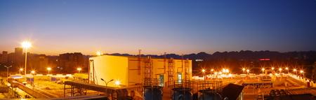 silos: air storage tank