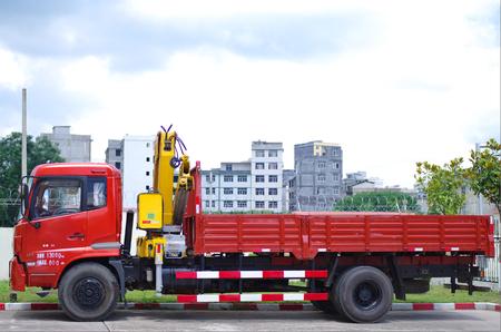 rigger: Engineering vehicle