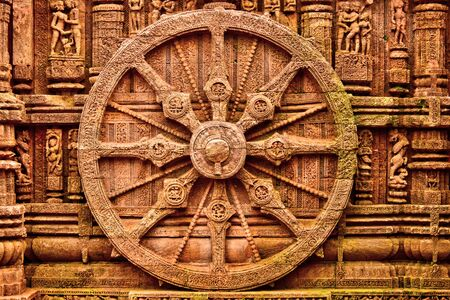 The amazing Sun Temple of Konark