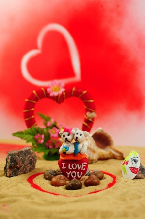 valentines, love, little bear 1 photo