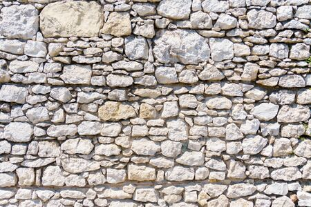 overbuilding: color image - stone wall texture