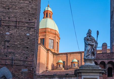 emilia: Bologna emilia romagna italy city europe street Editorial