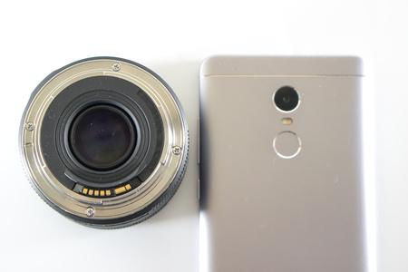 Camera Smartphone Lens Photo Sensor Back